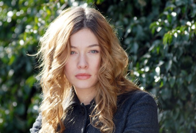 l'attrice sarah felberbaum