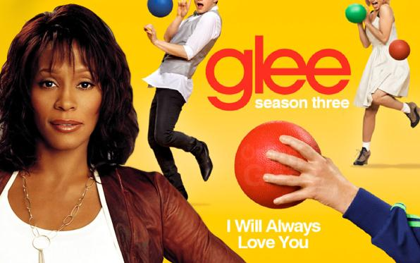 glee 3 puntata su whitney houston