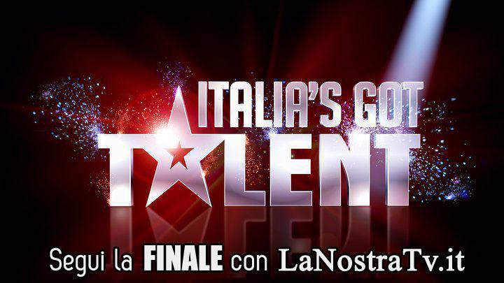 italias got talent finale 2012
