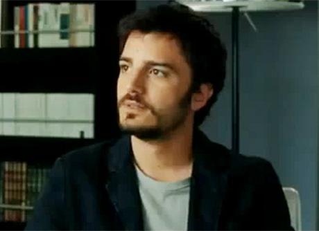 Nicola Vaporidis, attore