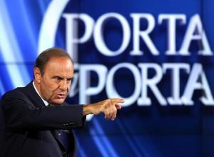 Porta a Porta con Bersani