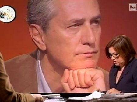 Francesco Rutelli intervistato dalla Annunziata