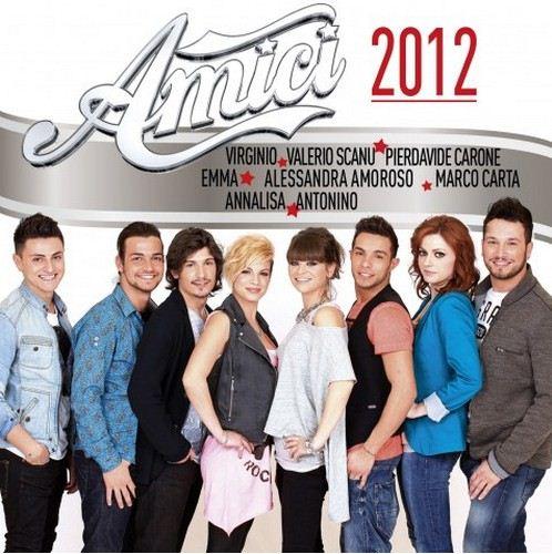 Foto nuova compilation di Amici 2012 big