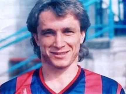 Un'immagine del calciatore Denis Bergamini