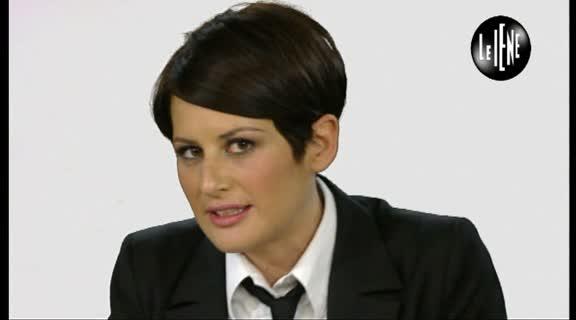 Angela Rafanelli de Le Iene
