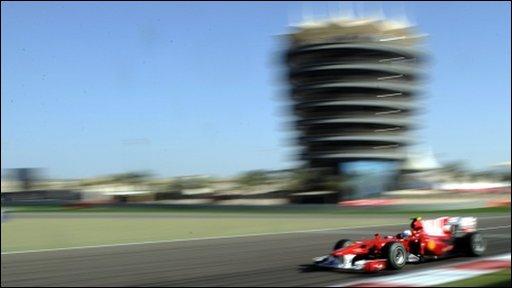 Il Grande Premio del Bahrain nel caos