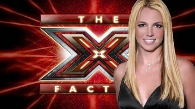 Foto di Britney Spears ad X FACTOR USA