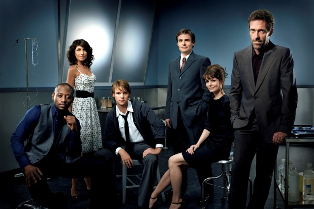 il cast di dr house