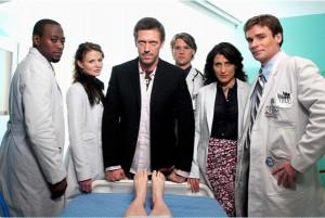 Dr House serie tv di successo della Fox