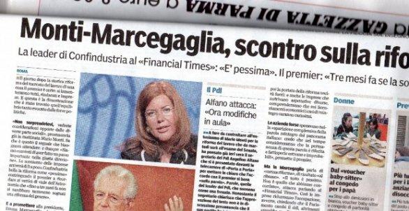 Errore della Gazzetta di Parma, pubblica foto sbagliata
