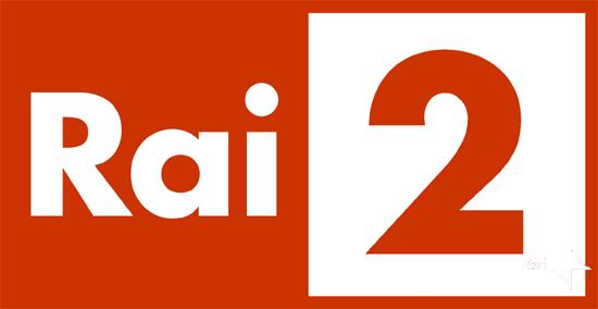 il logo di rai 2
