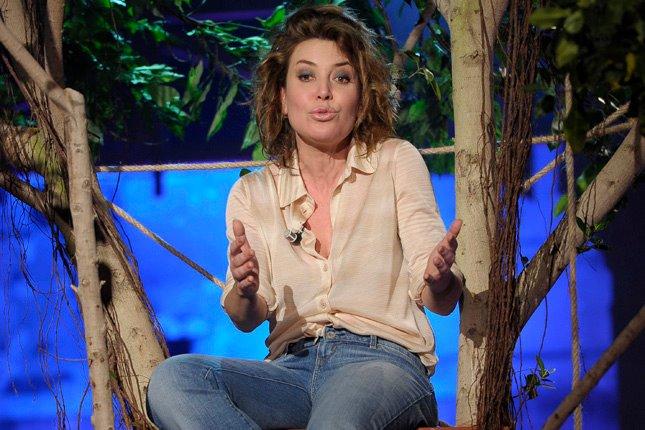 Sabina Guzzanti in Un due tre stella