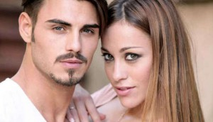 Francesco Monte e Teresanna Pugliese intesa perfetta