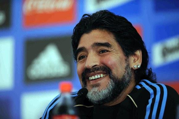 Foto Diego Armando Maradona