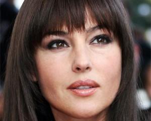 Monica bellucci madre a 40 anni