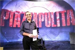 Corrado Formigli nel talk politico de La 7