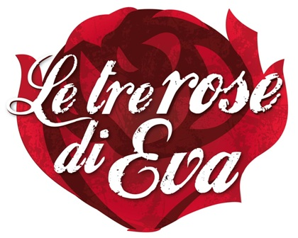 il logo de le tre rose di eva
