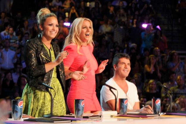 Britney in giuria