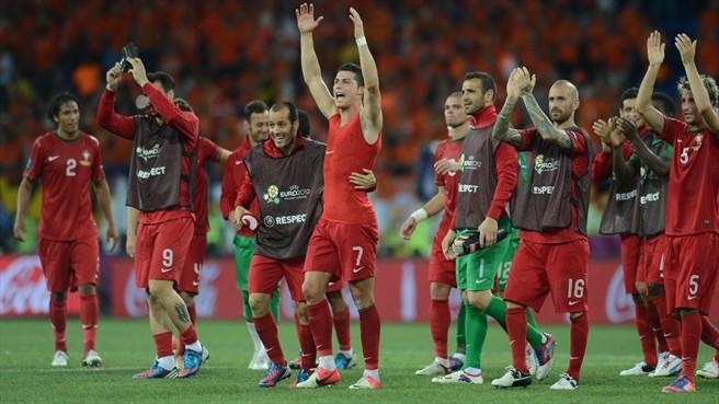 La vittoria del Portogallo conqusta il pubblico