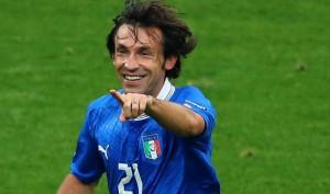 Andrea Pirlo ci regala una magia ai rigori contro l'Inghilterra