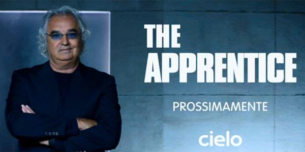 briatore the apprenticei talia cielo reality show