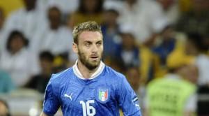 Daniele De Rossi infortunato. Chiellini recupera per Italia-Germania