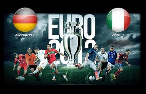 Foto di Germania - Italia Euro 2012
