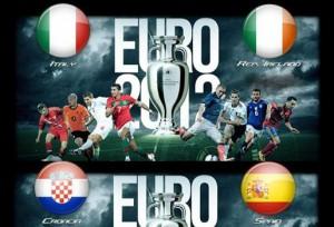 Foto di Italia - Irlanda e Croazia - Spagna Euro 2012