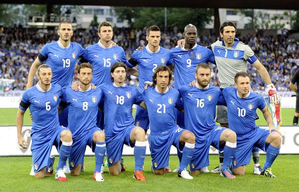 La Nazionale italiana di calcio