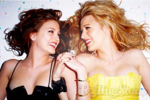 serena e blair addio a gossip girl