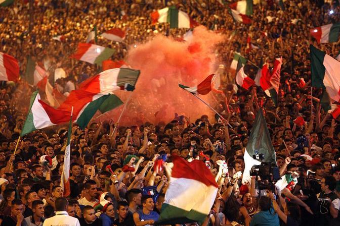 Europei 2012: Italia batte Germania