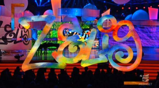 Logo di Zelig 2012