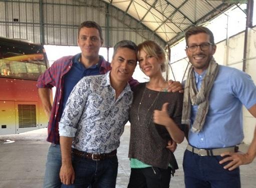 Alessia Marcuzzi dal blog LaPinella
