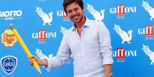 claudio gioè giffoni film festival 2012
