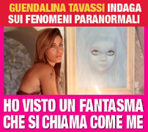 La copertina di Visto con Guendalina Tavassi