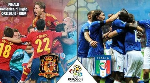 Euro 2012 finale