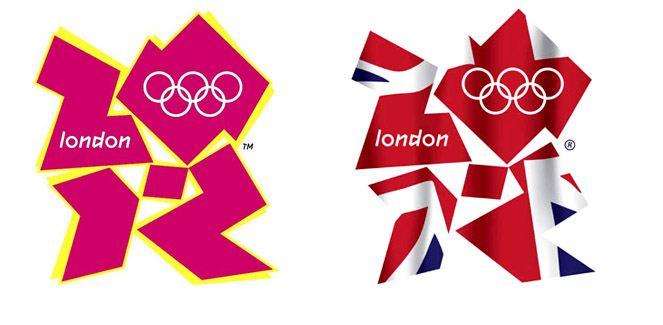 Foto di Olimpiadi Londra 2012 LOGO UFFICIALE