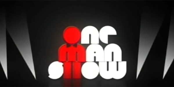 one man show rai due logo