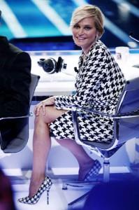 Foto di Simona Ventura a X Factor 5