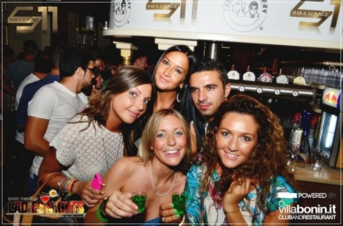 Tara in discoteca senza Cristian Galella