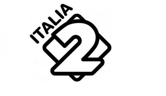 Logo di Italia 2 che subisce un restyling