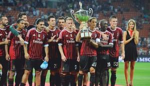 Milan-Juve Trofeo Berlusconi