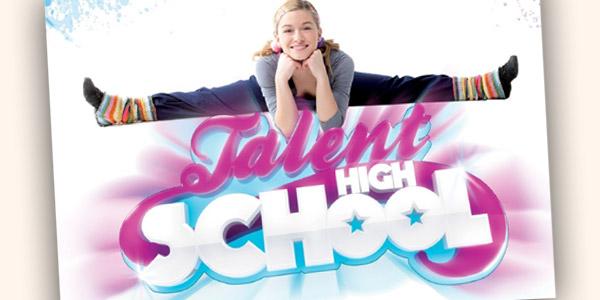 talent high school il sogno di sofia logo alice bellagamba