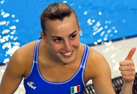 Foto di Tania Cagnotto Tuffi Italia Olimpiadi 2012
