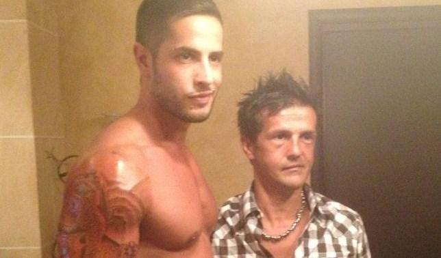 massaggio erotico di coppia maschi gay pelosi