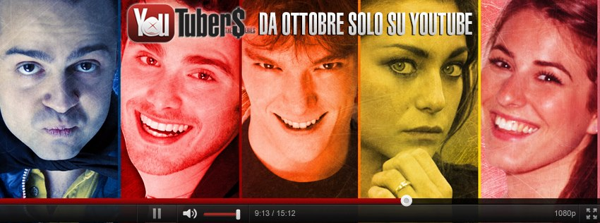 youtubers the series