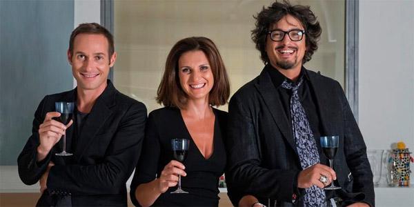 cortesie per gli ospiti nuova stagione real time Roberto Ruspoli Chiara Tonelli Alessandro Borghese