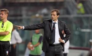 Allegri e la crisi del Milan