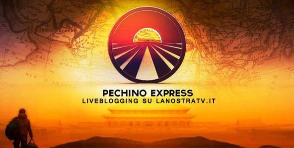 pechino express diretta