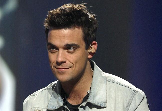 Robbie Williams X-Factor 6